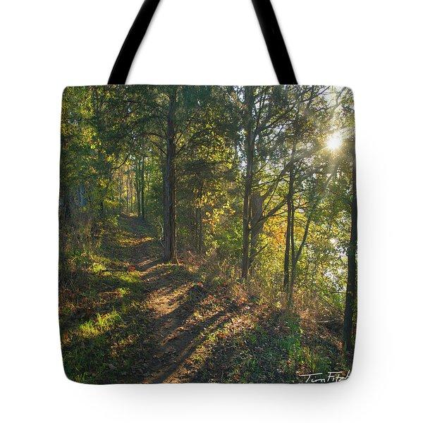 Trail Tote Bag