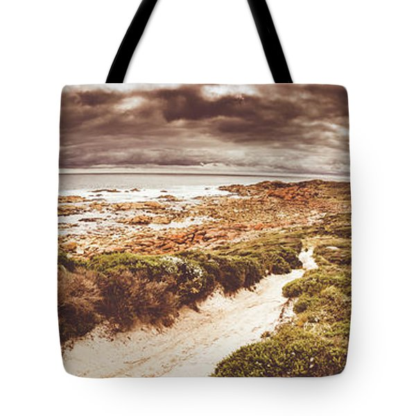 Trail To Western Tasmania Tote Bag