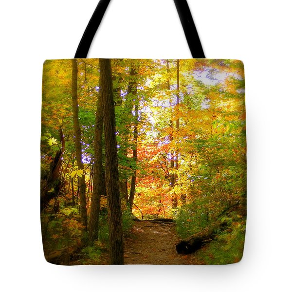Trailhead Light Tote Bag
