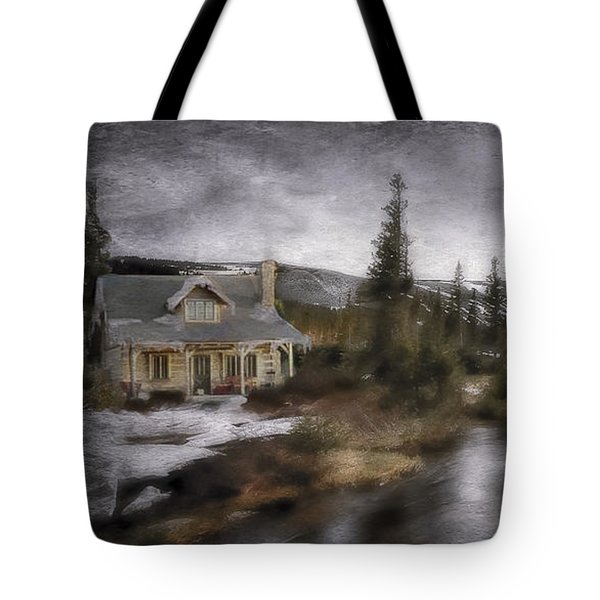 Trails End Tote Bag