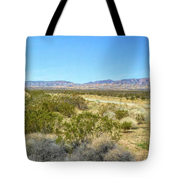 Train To Tehachapi Tote Bag