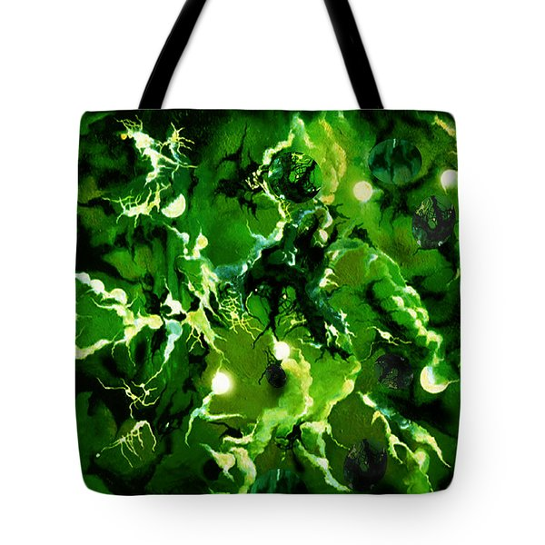 Trancendental Memories Of Soft Song Tote Bag