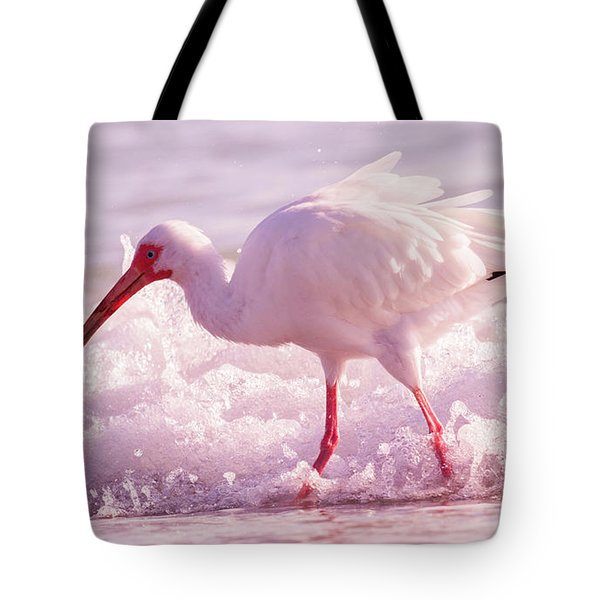 Tranquil Beauty Cortez Beach Tote Bag
