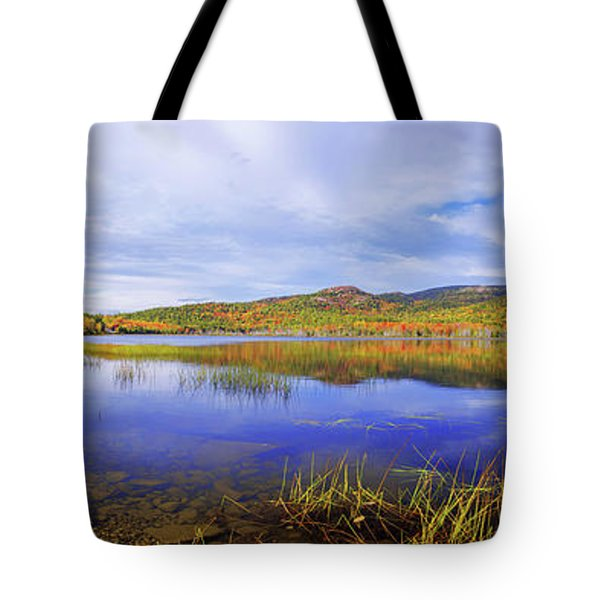 Tote Bag featuring the photograph Tranquil by Chad Dutson