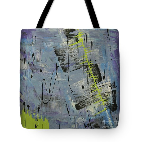 Tranquil Dream II Tote Bag