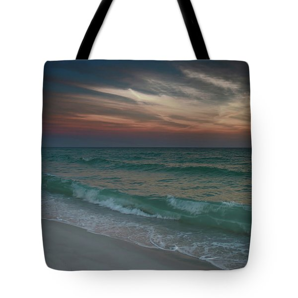 Tranquil Evening Tote Bag