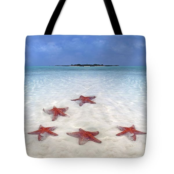 Tranquil Inspiration  Tote Bag