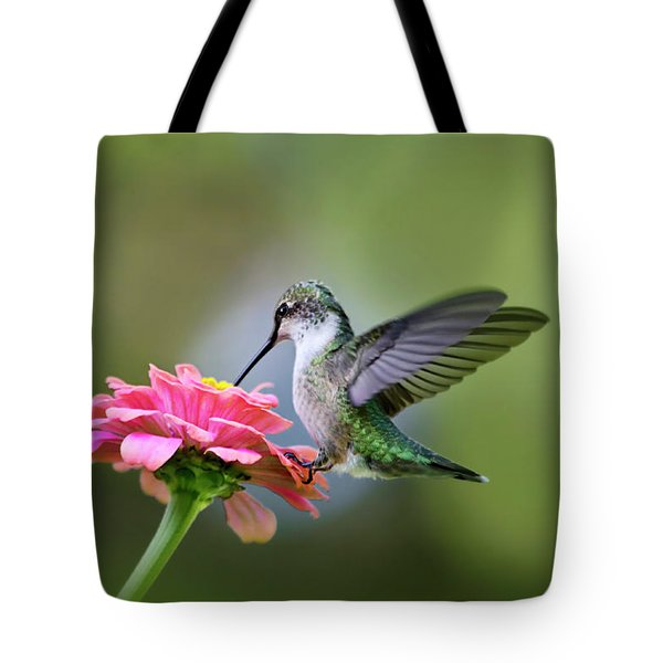 Tranquil Joy Tote Bag