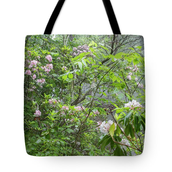 Tote Bag featuring the photograph Tranquil Nature by Chris Scroggins
