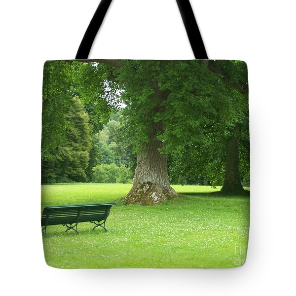 Tranquil Space Tote Bag