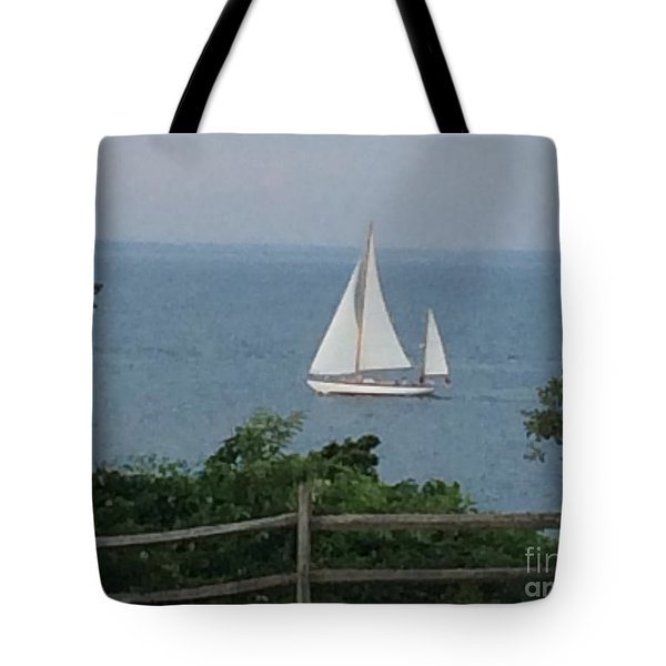Tranquil Thoughts Tote Bag