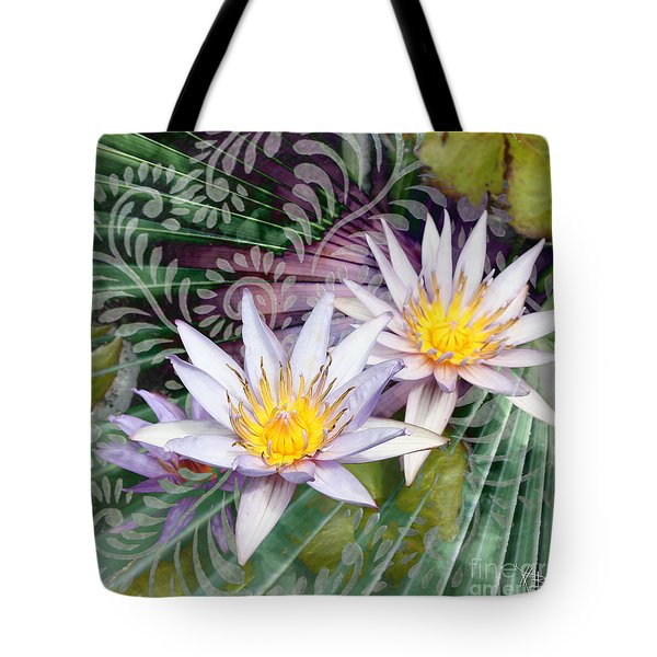 Tranquilessence Tote Bag