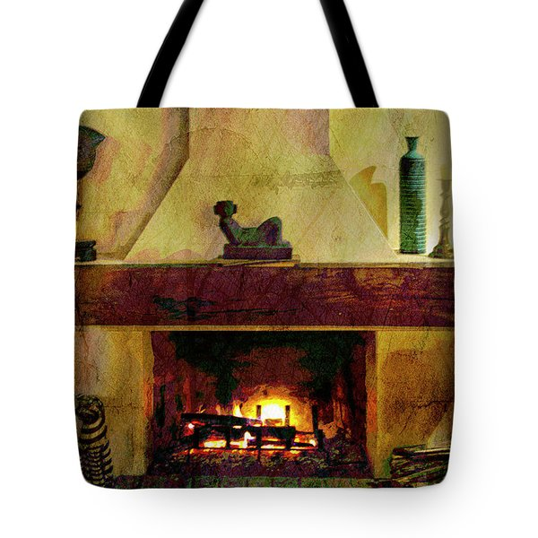 Tranquility Tote Bag by Al Bourassa