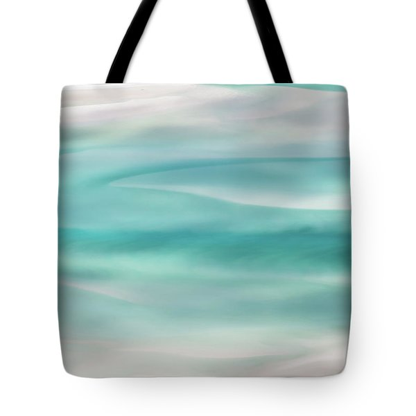Tranquil Turmoil Tote Bag