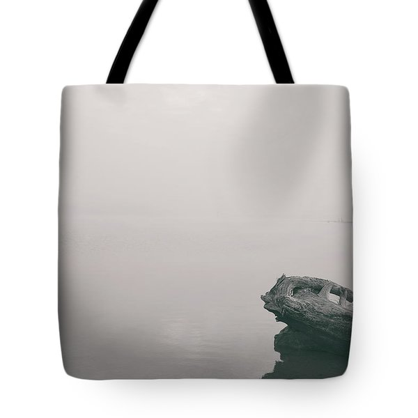 Tranquility By The River Tote Bag