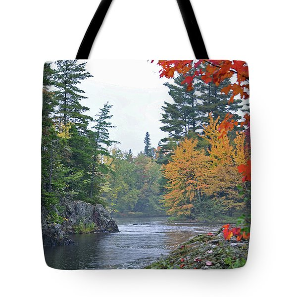 Autumn Tranquility Tote Bag by Glenn Gordon