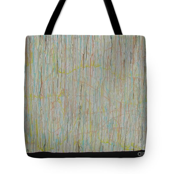Tote Bag featuring the painting Tranquility by Jacqueline Athmann
