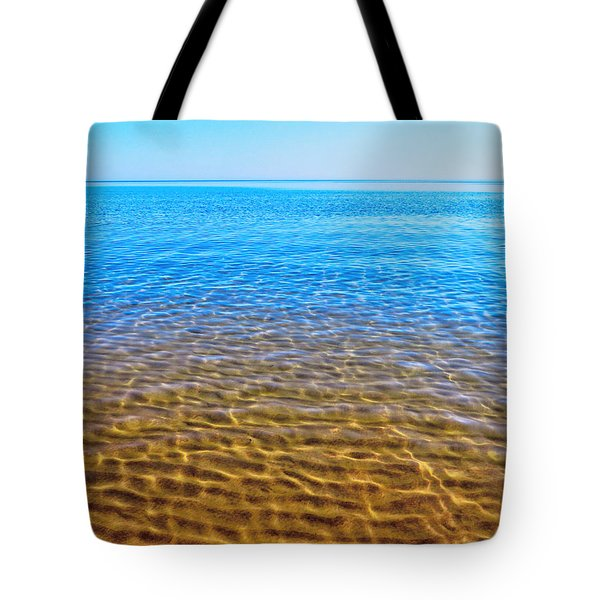 Tote Bag featuring the photograph Tranquility by Kathleen Sartoris