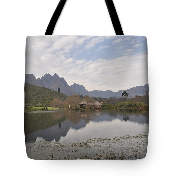 Tranquility Tote Bag by Linda Ferreira