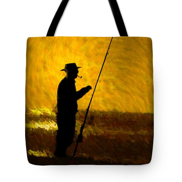 Tranquility Tote Bag by Paul Wear