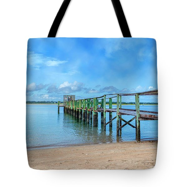 Tranquility Sound Tote Bag