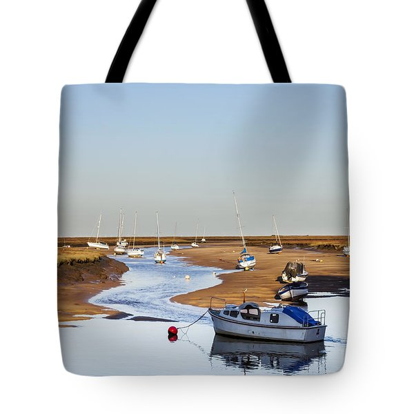 Tranquility - Wells Next The Sea Norfolk Tote Bag