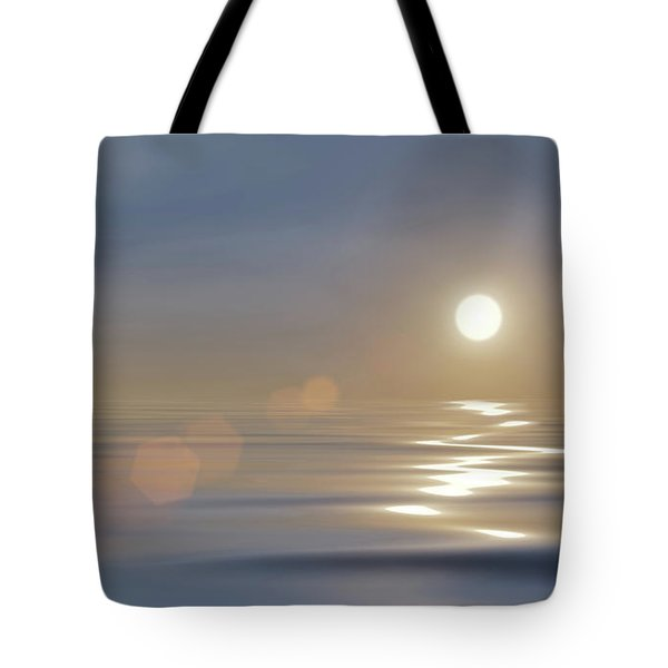 Tranquillity Tote Bag by Wim Lanclus