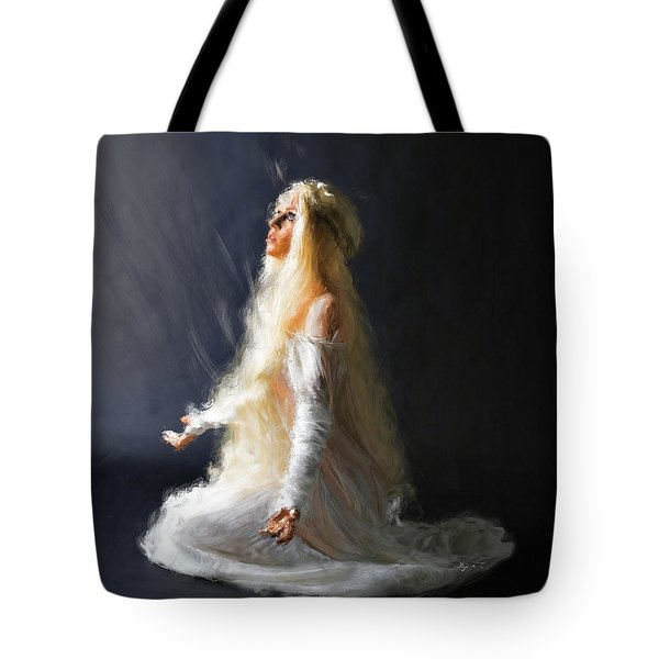 Transcendence One Tote Bag