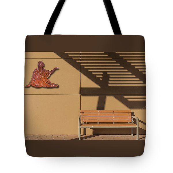 Tote Bag featuring the photograph Transcendental by Paul Wear