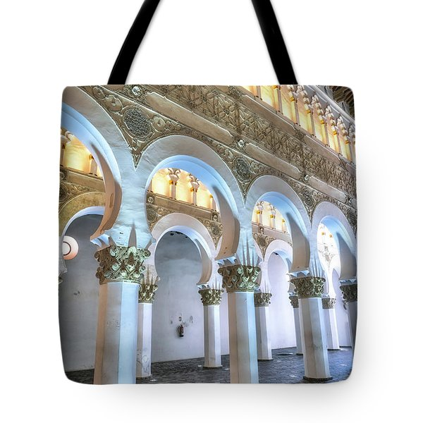 Transcept Tote Bag