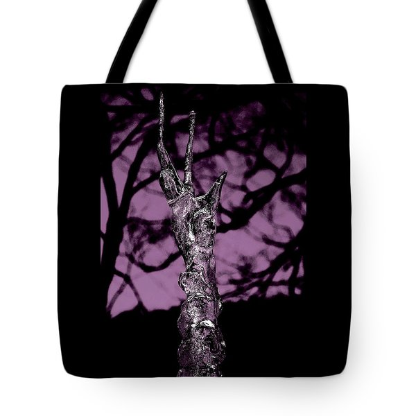 Transference Tote Bag by Danielle R T Haney