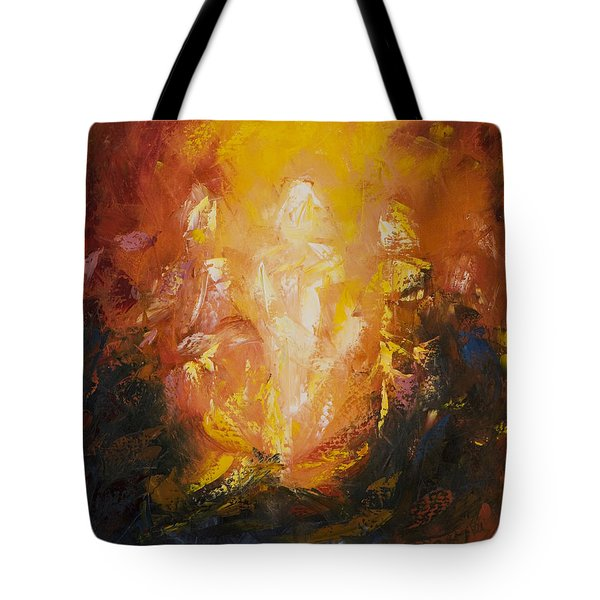 Transfiguration Tote Bag