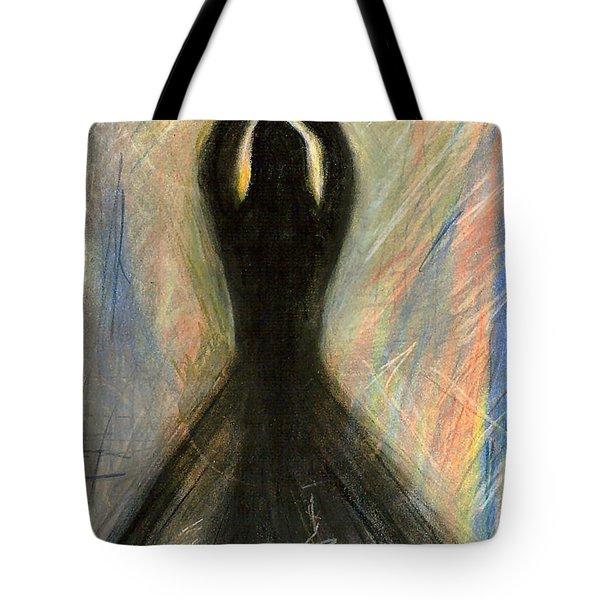 Transfixed Tote Bag by Vicki Lynn Sodora
