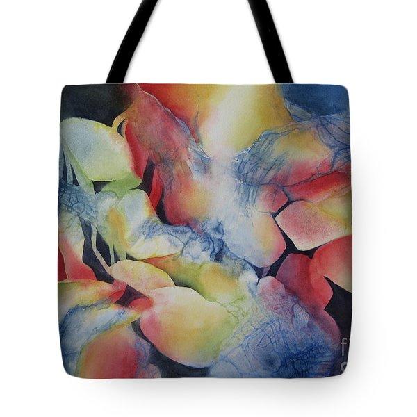 Transformation Tote Bag by Deborah Ronglien