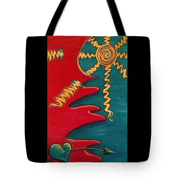 Transilience Tote Bag