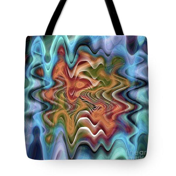 Transition Flow Tote Bag