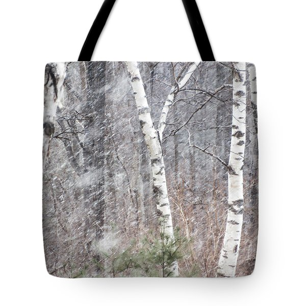 Transition, Spring Squall 3 - Tote Bag