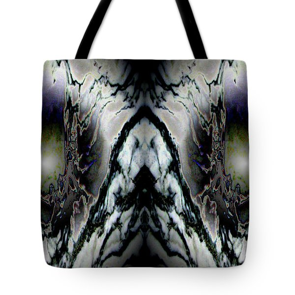 Transitional Leap Tote Bag