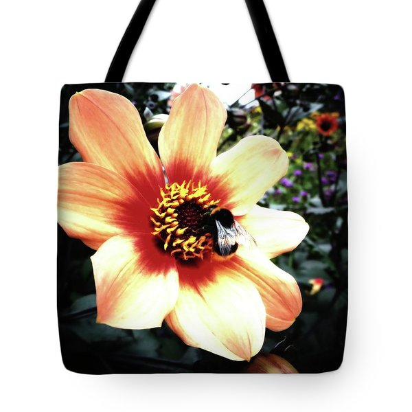 Translucent Wings Tote Bag