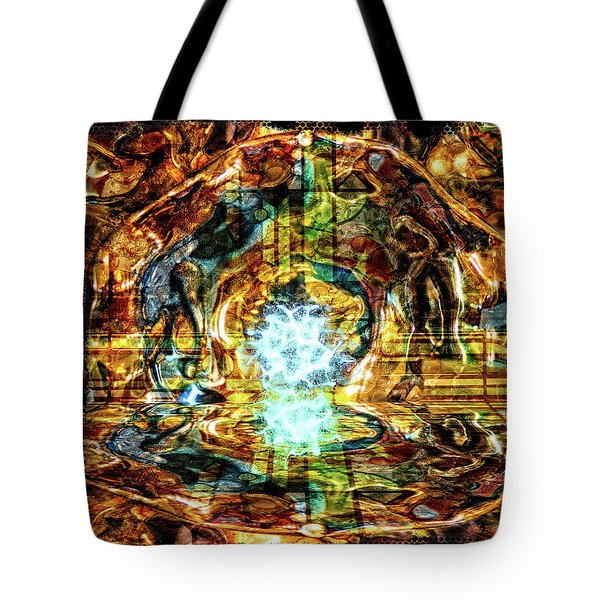 Transmutation Tote Bag