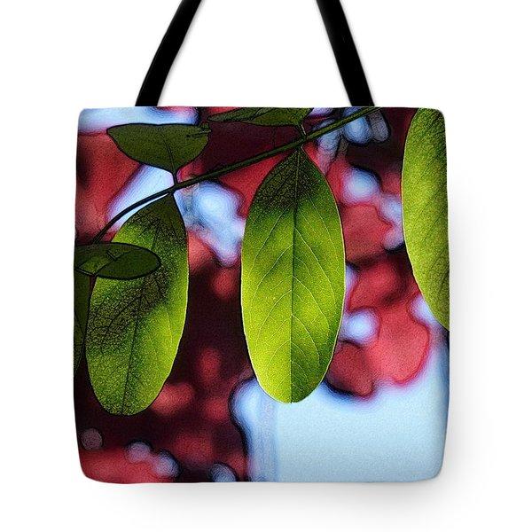Transparence 21 Tote Bag