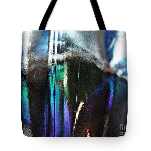 Transparency 4 Tote Bag by Sarah Loft
