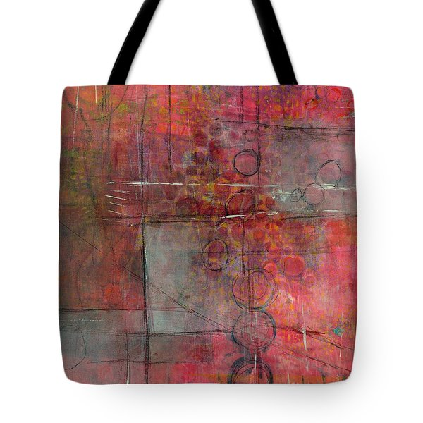 Transparency Tote Bag