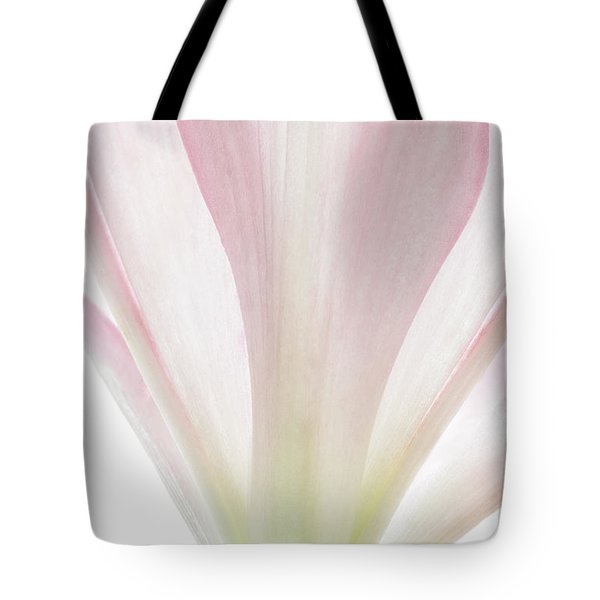 Transparent Lilly II Tote Bag