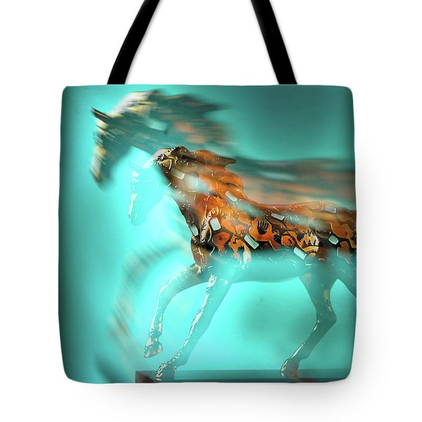 Tote Bag featuring the photograph Transparent by Tom Druin