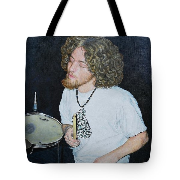 Transported By Music Tote Bag