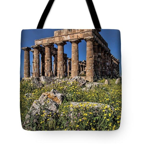 Trapani, Sicily Tote Bag