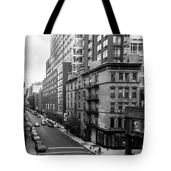 Trapped In Chelsea Tote Bag