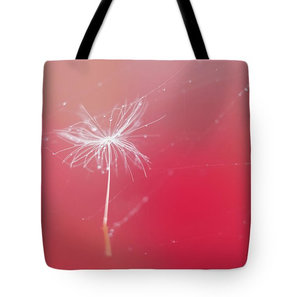 Trapped In Vain Tote Bag