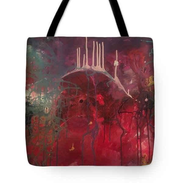 Trapped Soul Tote Bag